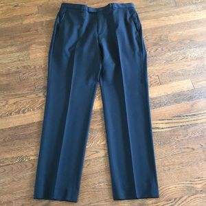 Hugo Boss Men's Wool Suit Dress Trouser Pants